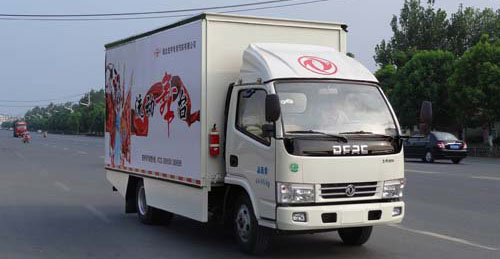 东风多利卡舞台车(20平米)