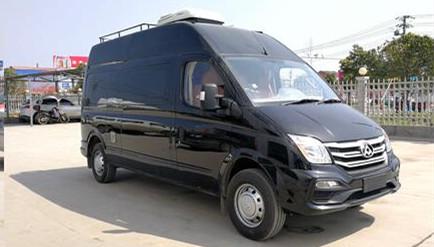 上汽大通V80(黑色)旅居房车