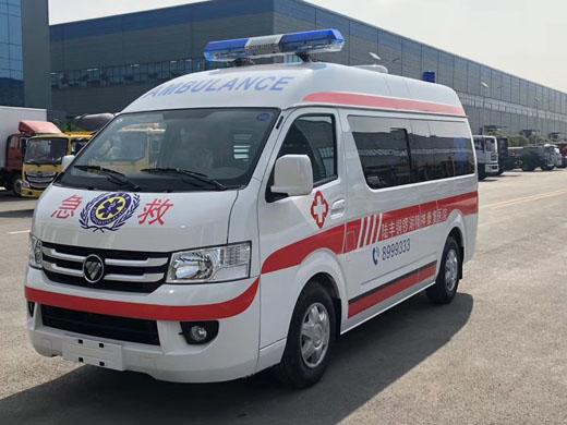 福田G7/G9救护车.急救车